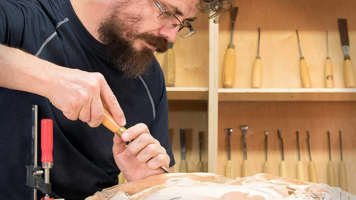woodcarving school - how many tools do You have?