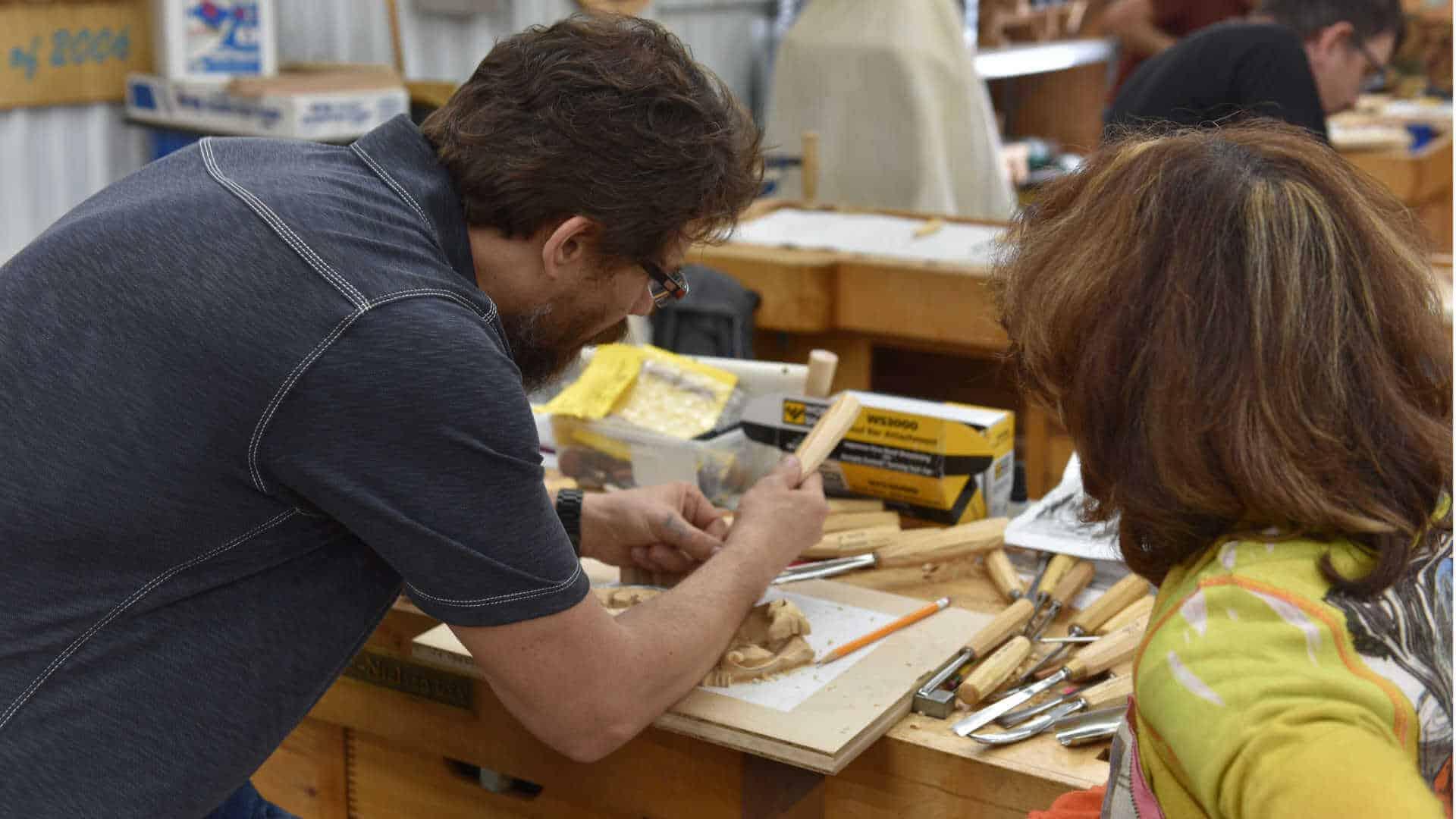 carving classes with alexander grabovetskiy