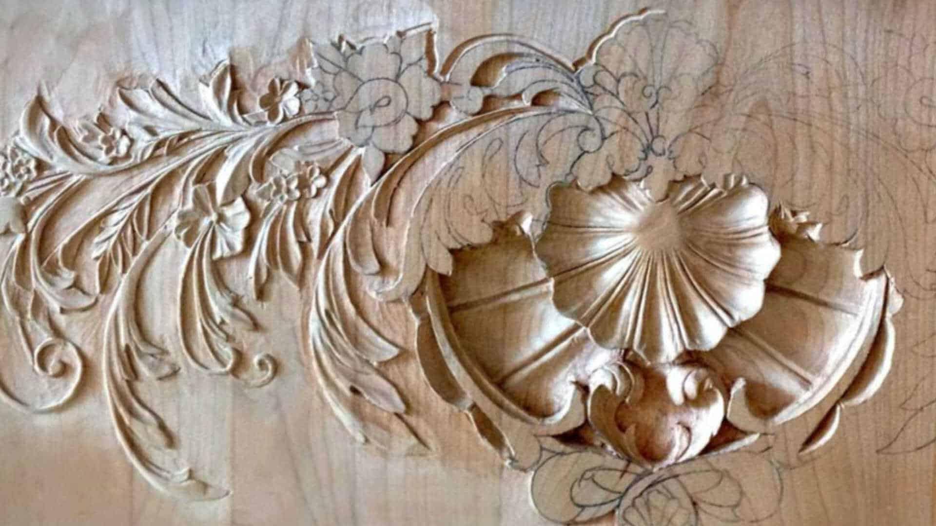 Learn Wood Carving with Alexander Grabovetskiy